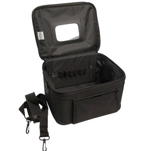 ZIPPERED CARRYING CASE