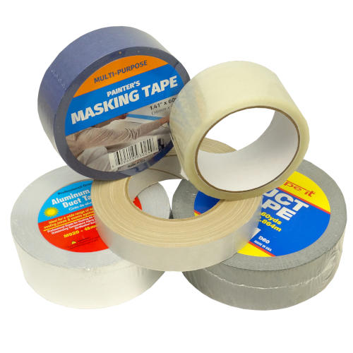 MUST HAVE 5 PACK HOME/SHOP TAPE ROLLS