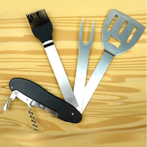 FOLD-OUT BBQ GRILL MULTITOOL