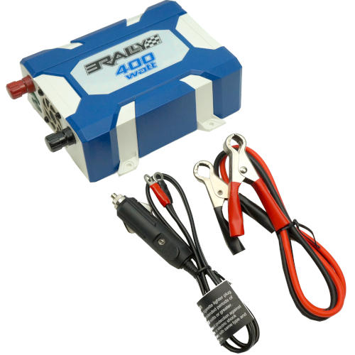 MOUNTED 12VDC TO 120VAC POWER INVERTER