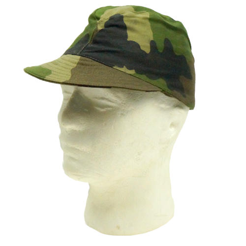 FRENCH ARMY CCE F1 FIELD CAMO CAP