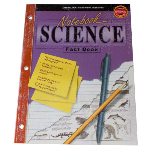 MCGRAW-HILL SCIENCE REFERENCE NOTEBOOK