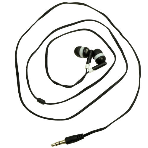 "EAR BUDS WITH 40"" CORD"