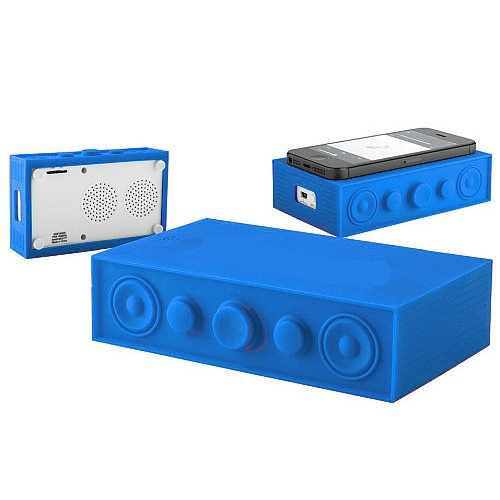 RECHARGEABLE BLASTING BRICK INDUCTION SPEAKER