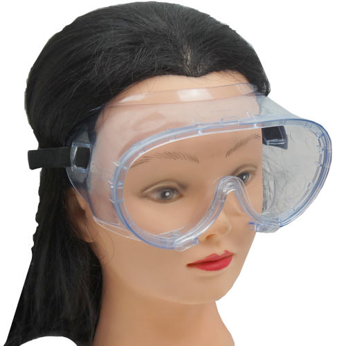 ANSI-RATED SAFETY GOGGLES