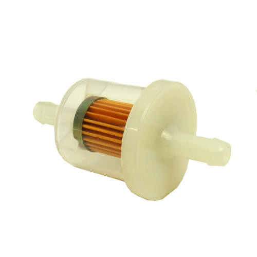 SMALL-ENGINE IN-LINE FUEL FILTER
