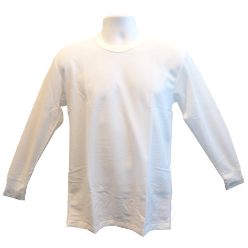THERMAL UNDERWEAR X-LARGE WHITE