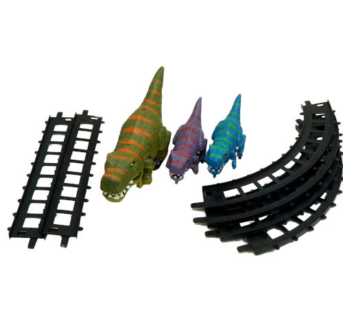 BATTERY OPERATED T-REX TRAIN