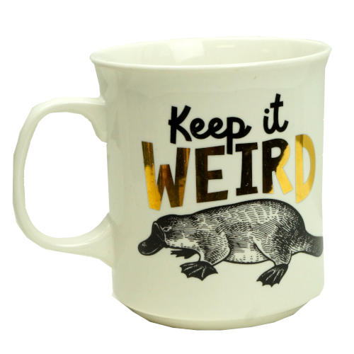 Get A Handle On Your Weirdness