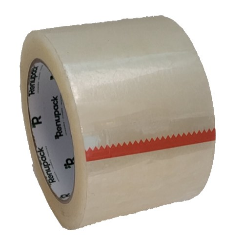 """3"""" WIDE 110 YARDS CLEAR ACRYLIC CARTON SEAL TAPE"""