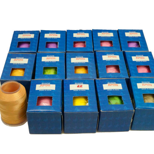 2000 YARD 40 WT POLYESTER EMBROIDERY THREAD 12-DIFFERENT COLORS