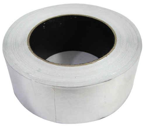 "2"" WIDE ALUMINUM FOIL TAPE 50-YARD ROLL"