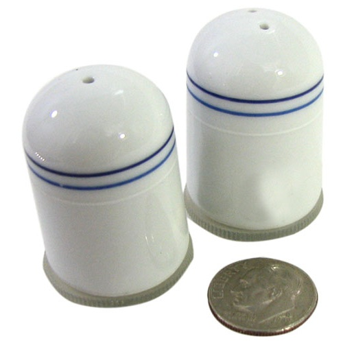 TWO-HOLE SALT OR PEPPER SHAKERS