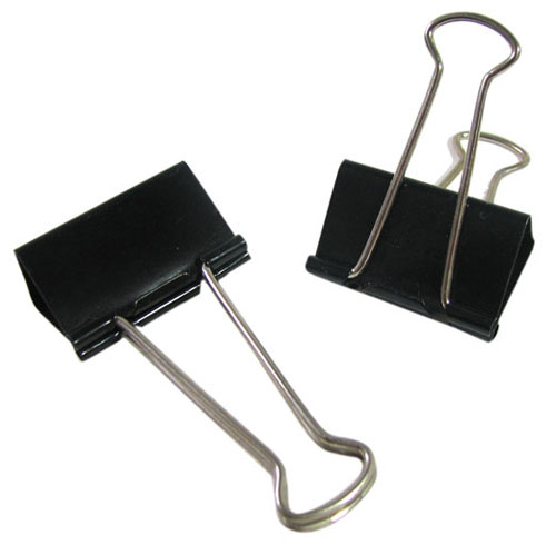 "ACCO® 3/4"" WIDE BINDER CLIPS"