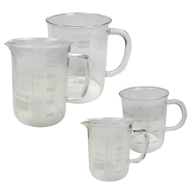 400 ml GRADUATED BEAKER MUG