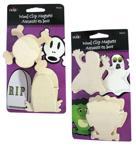 FRANKENSTEIN AND GHOST CLIPS