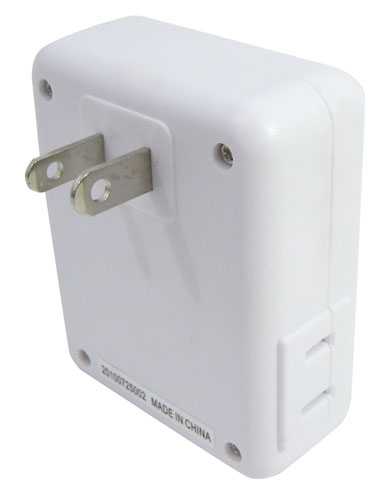 6 POLARIZED DIMMER OUTLETS