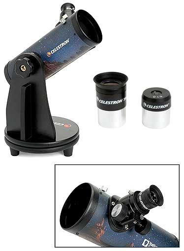 CELESTRON NATIONAL PARK FIRSTSCOPE 76