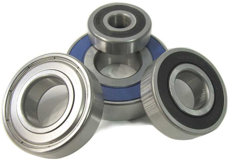 BEARING, 62MM O.D. X 25MM I.D. X 27MM THICK SINGLE ROW RADIAL