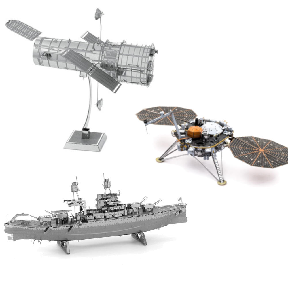METAL EARTH® MARS LANDER KIT