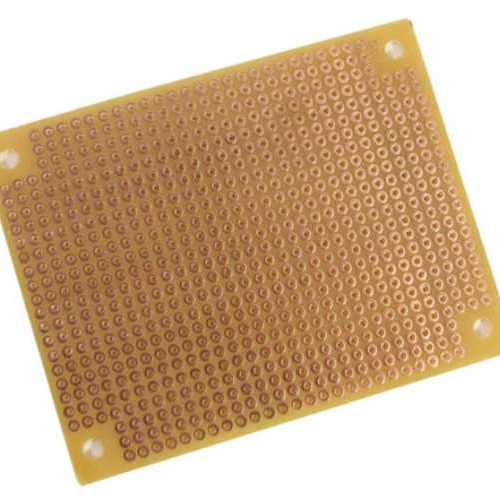 ELECTRONICS PERF BOARD, 1-1/2""
