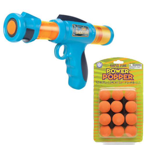 POWER POPPER™ PUMP-ACTION RIFLE