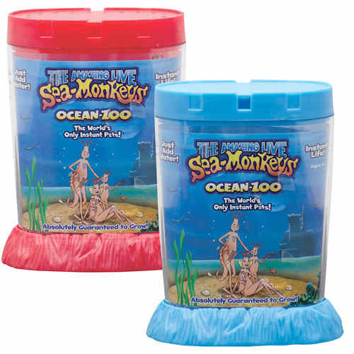 SEA MONKEYS AQUARIUM KIT