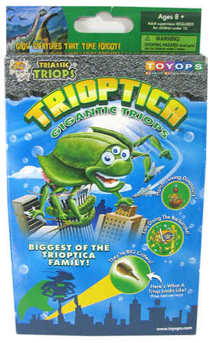 GIGANTIC TRIOPS