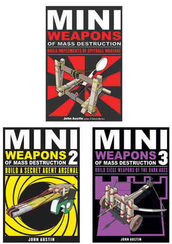 MINI WEAPONS 3 BOOK