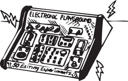 ELECTRONIC PLAYGROUND EDUCATIONAL KIT