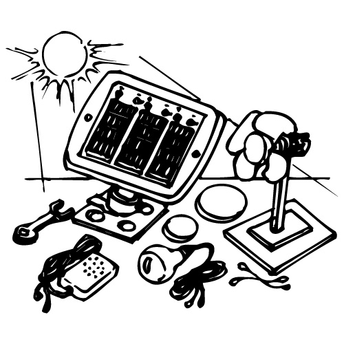 SOLAR SCIENCE EXPERIMENT KIT