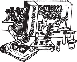 BASIC CHEMISTRY SET