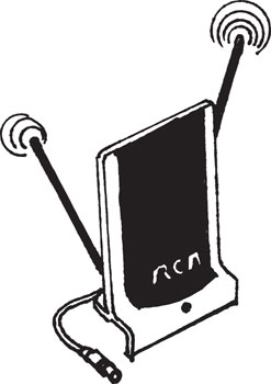 RCA DIGITAL INDOOR ANTENNA