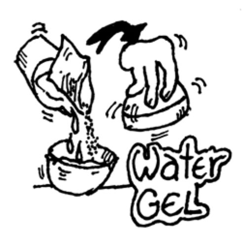 WATER GEL KIT