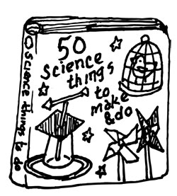 SCIENCE MAKE AND DO BOOK