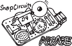 SNAP CIRCUITS® ARCADE KIT
