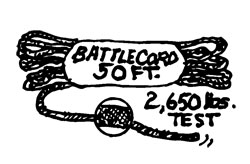 2650 LB TEST BATTLE CORD