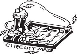 CIRCUIT MAZE™ ELECTRICITY GAME