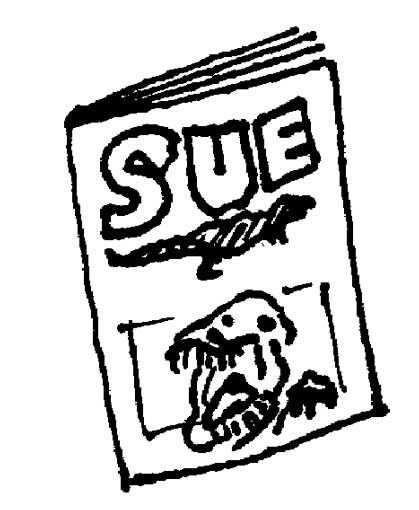 A DINOSAUR NAMED SUE BOOK