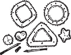 SPIROGRAPH® SHAPES KIT