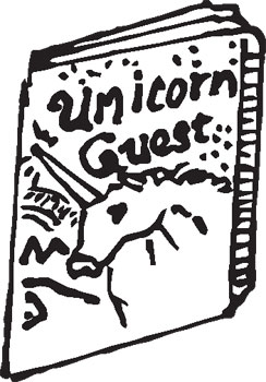 48-PAGE UNICORN NOTEBOOKS