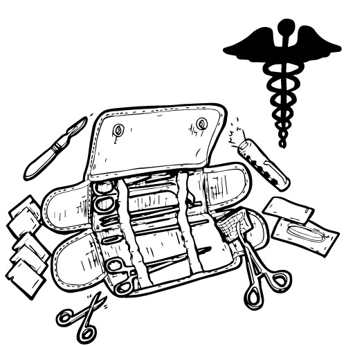 VOODOO TACTICAL® SURGICAL KIT