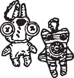 PUFFINGS™ STUFFED CREATURES