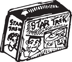 STAR TREK™ LUNCHBOX