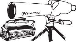 60MM CELESTRON® SPOTTING SCOPE