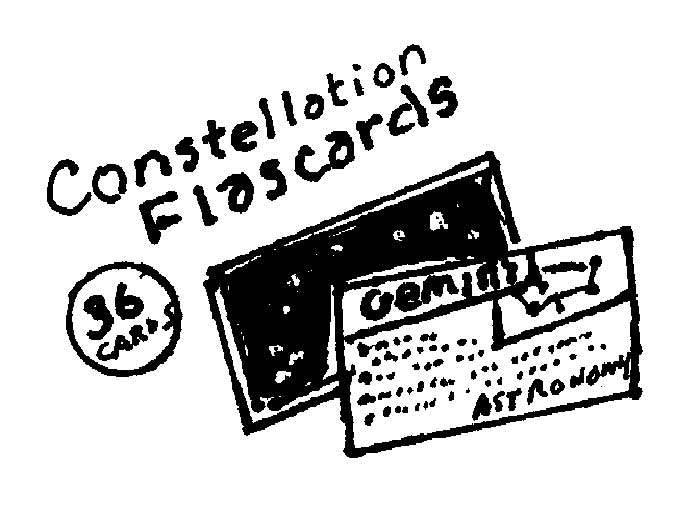 CONSTELLATION FLASH CARDS