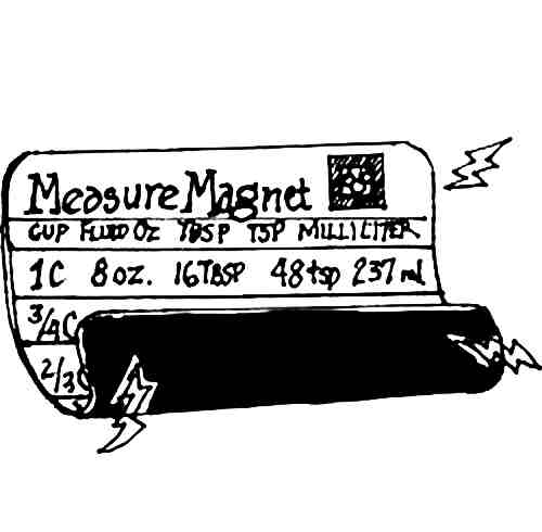 MARVELOUS MEASURE MAGNET