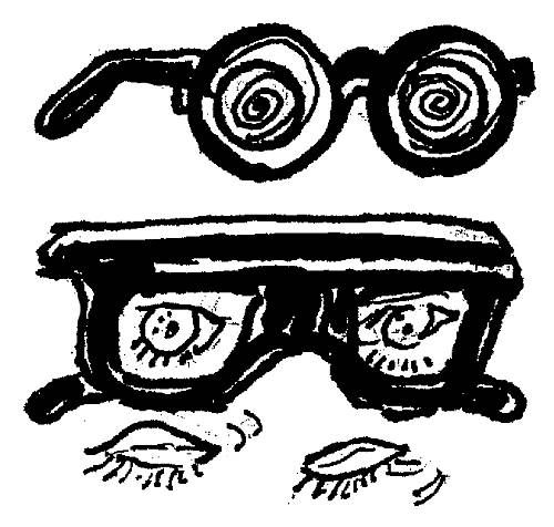 NOVELTY EYEGLASSES