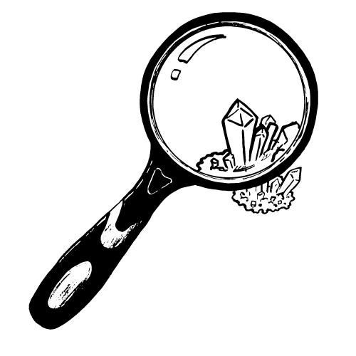 3X MAGNIFYING GLASS WITH HANDLE