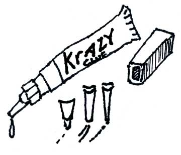 KRAZY® GLUE GEL